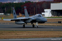 F-15 Taxing out to Runway