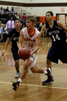 Zachary Moccio Agawam Basketball