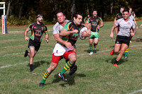 Spfld Rifles Rugby Game 10-28-17